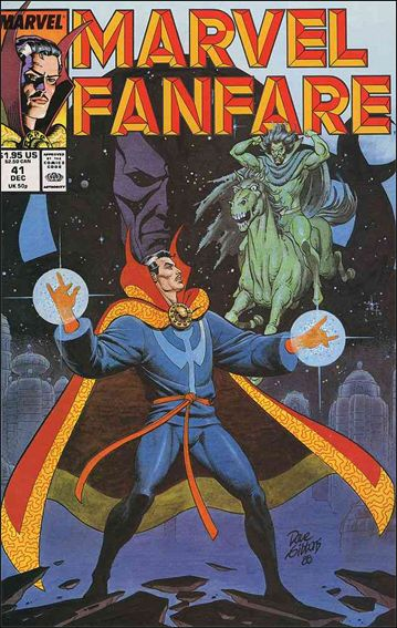 Marvel Fanfare (1982) 41-A by Marvel