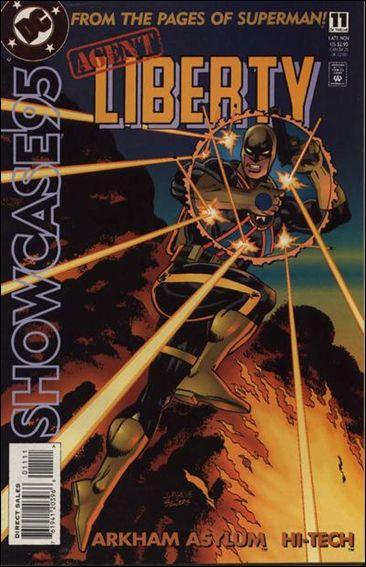 Showcase '95 11-A by DC