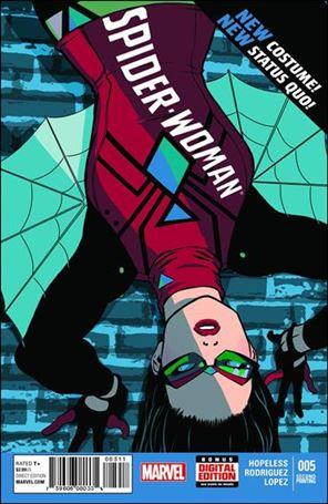 Spider-Woman (2015) 5-E
