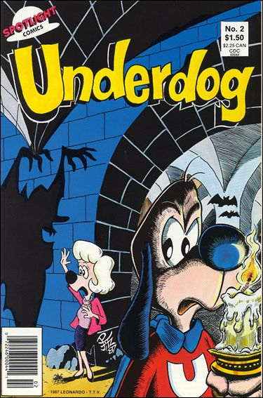 Underdog (1987) 2-A by Spotlight
