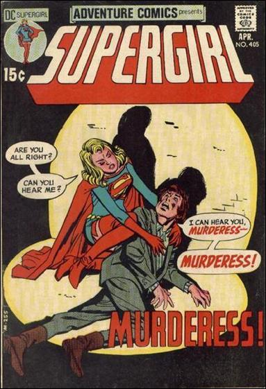 Adventure Comics (1938) 405-A by DC