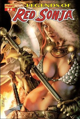 Legends of Red Sonja 2-A