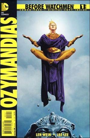 Before Watchmen: Ozymandias 1-B