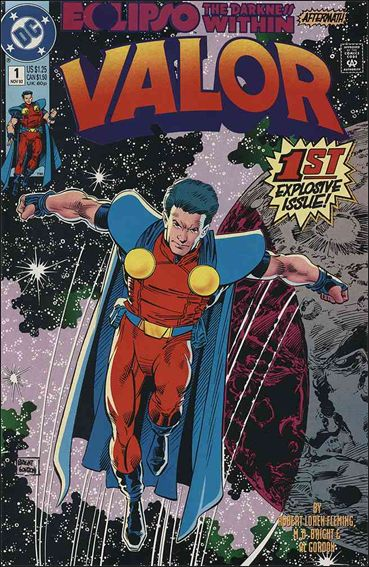 Valor (1992) 1-A by DC
