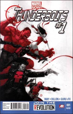 Thunderbolts (2013) 1-F by Marvel