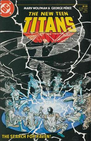 New Teen Titans (1984) 2-A