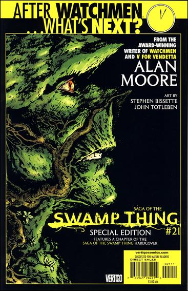 Saga of the Swamp Thing 21-B by DC