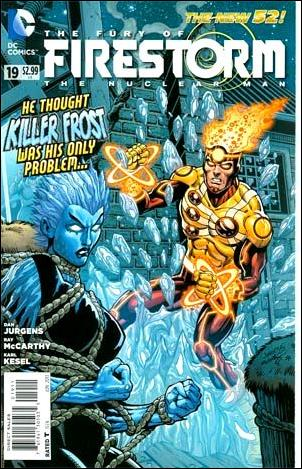 Fury of Firestorm: The Nuclear Man 19-A by DC