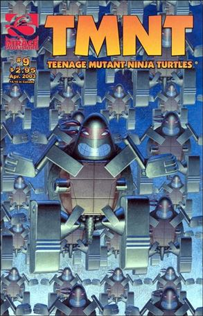 TMNT: Teenage Mutant Ninja Turtles 9-A