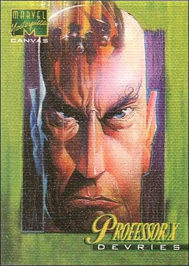1995 Marvel Masterpieces (Canvas Subset) 15-A by Fleer