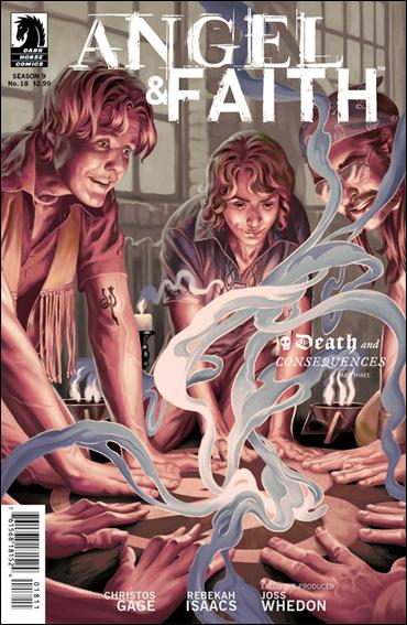 Angel & Faith 18-A by Dark Horse