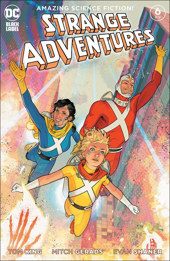 Strange Adventures (2020) 6-B by DC Black Label