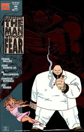 Daredevil The Man Without Fear 4-A