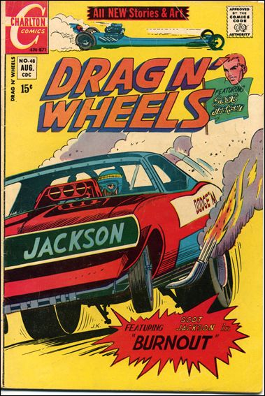 Drag N' Wheels 48-A by Charlton