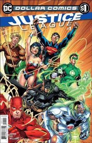 Justice League (2011) 1-W