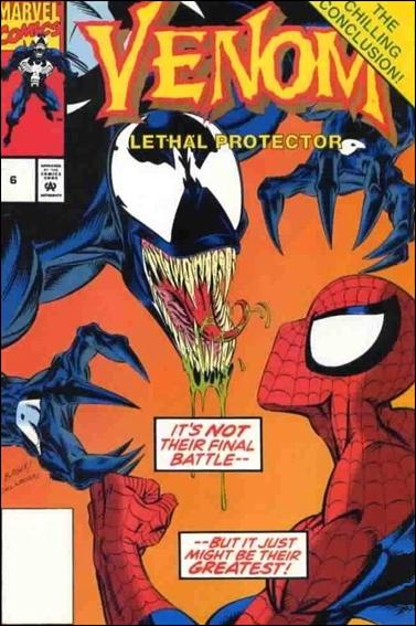 Venom: Lethal Protector 6-B by Marvel