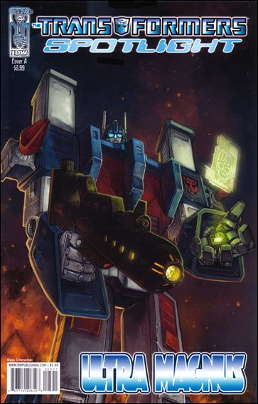 Transformers Spotlight nn5-A by IDW