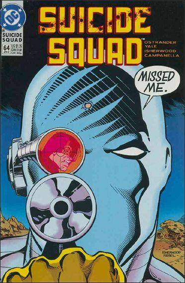 Suicide Squad (1987) 64-A by DC
