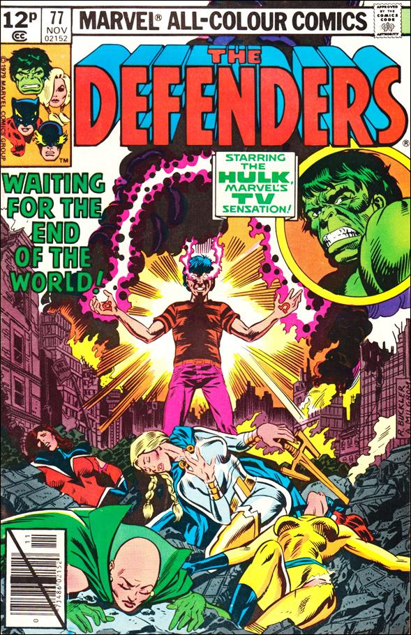 Defenders (1972) 77-B by Marvel