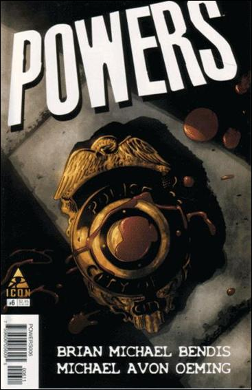 Powers (2004) 6-A by Icon