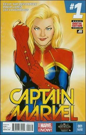 Captain Marvel (2014) 1-F
