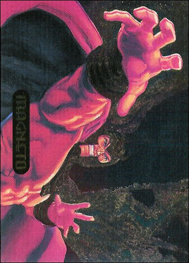 1994 Marvel Masterpieces (PowerBlast Subset) 6-A by Fleer