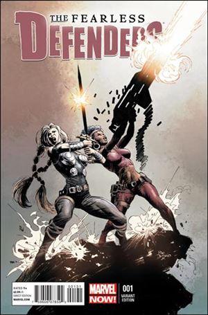 Fearless Defenders 1-B