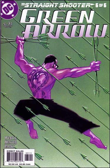 Green Arrow (2001) 31-A by DC