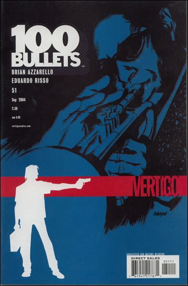 100 Bullets 51-A by Vertigo
