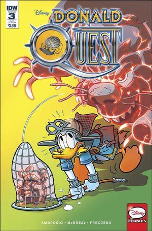 Donald Quest 3-B