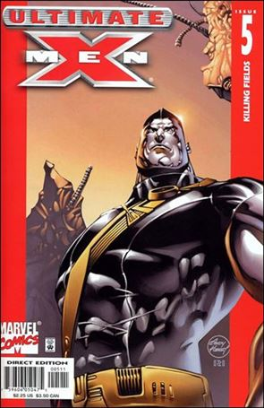 Ultimate X-Men (2000) 5-A