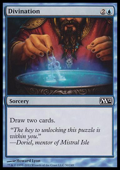 Magic the Gathering: 2012 Core Set (Base Set)50-A by Wizards of the Coast