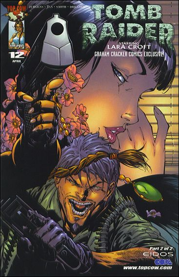 Tomb Raider: The Series 12-B by Top Cow