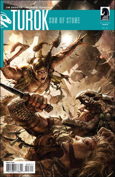 Turok, Son of Stone (2010) 3-A by Dark Horse