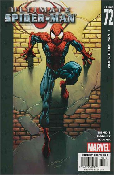 Ultimate Spider-Man (2000) 72-A by Marvel