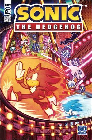 Sonic the Hedgehog (2018) 36-B