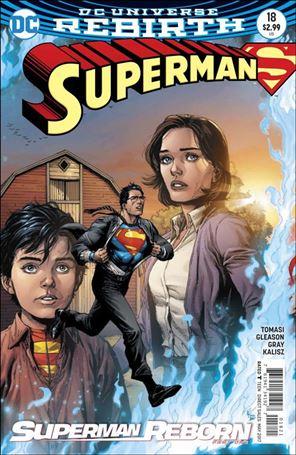Superman (2016) 18-B