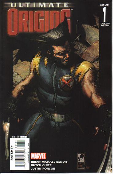 Ultimate Origins 1-B by Marvel
