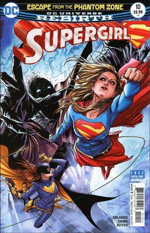 Supergirl (2016) 10-A