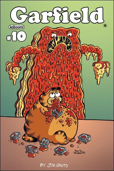 Garfield 10-B by Kaboom!