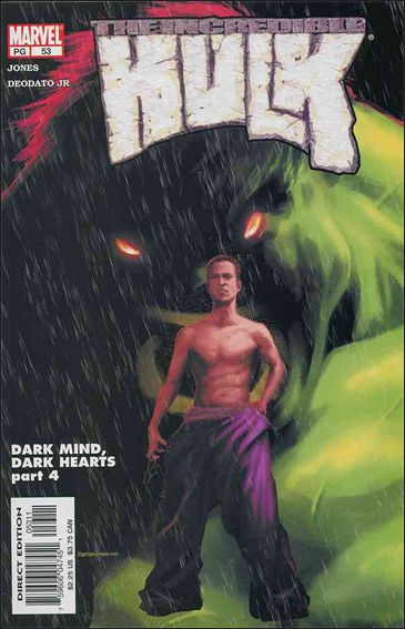 Incredible Hulk (2000)  53-A by Marvel