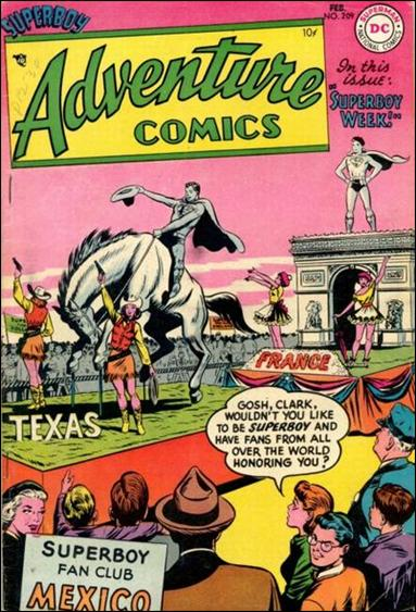 Adventure Comics (1938) 209-A by DC