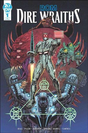 ROM: Dire Wraiths 1-C