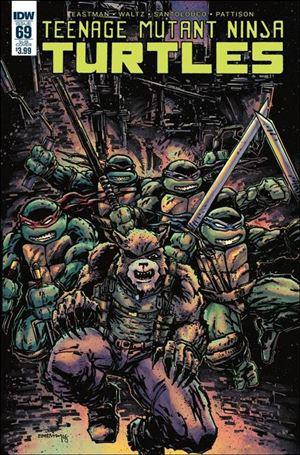 Teenage Mutant Ninja Turtles (2011) 69-B
