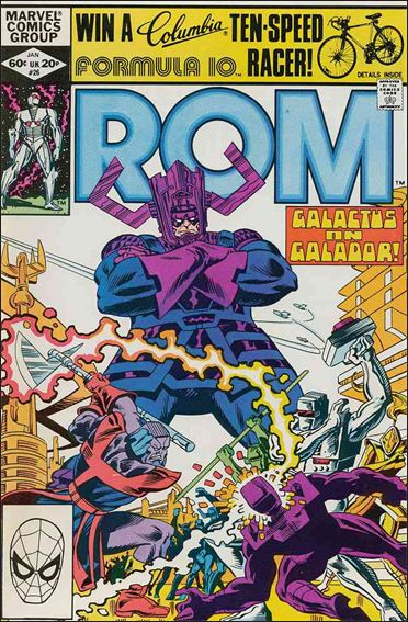 ROM (1979) 26-A by Marvel