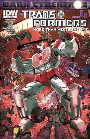 Transformers: More Than Meets the Eye (2012) 24-A