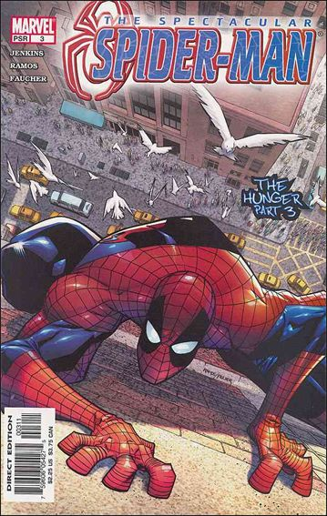 Spectacular Spider-Man (2003) 3-A by Marvel