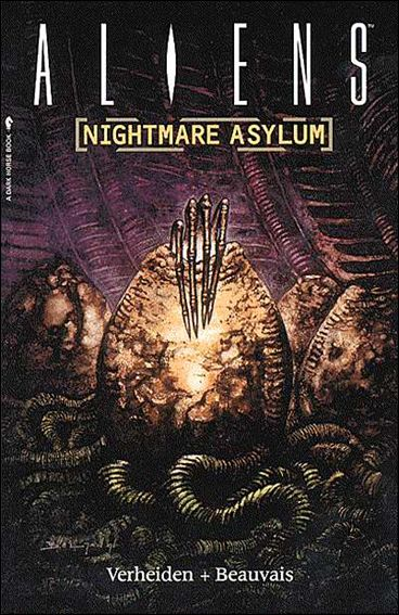 Aliens: Nightmare Asylum nn-A by Dark Horse