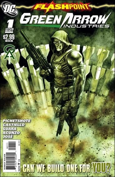 Flashpoint: Green Arrow Industries 1-A by DC