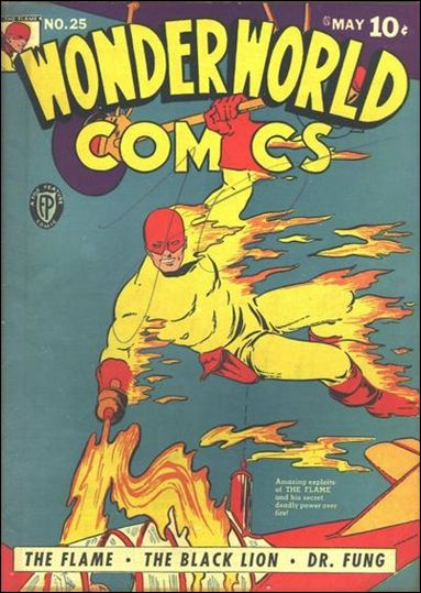 Wonderworld Comics 25-A by Fox